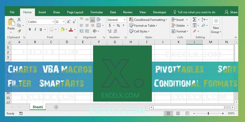 Microsoft Excel Workbook